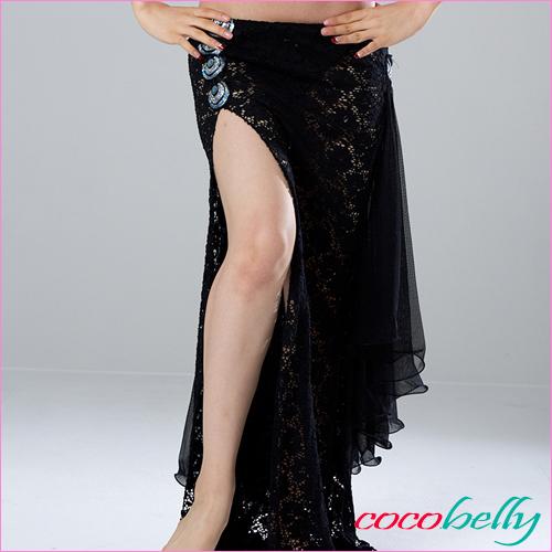 ベリーダンス衣装 キャロルブラック